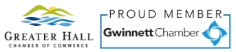 Proud Member Hall County Chamber of Commerce | Proud Member Gwinnett County Chamber of Commerce | Boost Transport