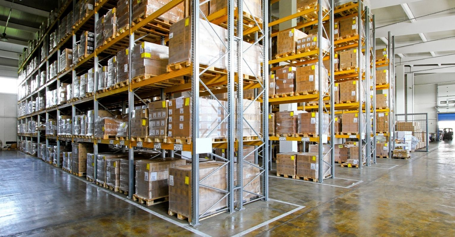 Warehousing Services | Boost Transport
